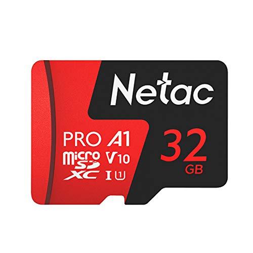 Cartão Memória MicroSD Extreme Pro Netac Sem Adp (32GB)