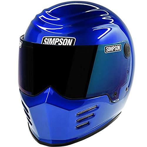 Simpson Unisex-Adult 28315XL6 Outlaw Bandit M2015 XL Blue