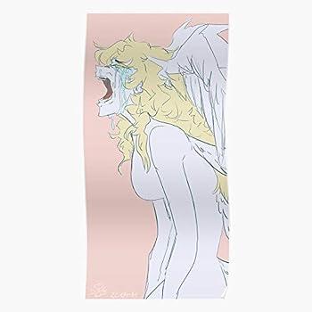 Amazon Com Zhongyanyan Ryo Devilman Crybaby Minimalist Manga Graphic Design Akira Anime Gift For Home Decor Wall Art Print Poster Posters Prints