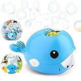 Sunshine smile Bubble Machine Whale,Bubble Mania,seifenblasenmaschine Kinder,automatische Bubble Machine,seifenblasenmaschine Bubble Machine,seifenblasen Spielzeug