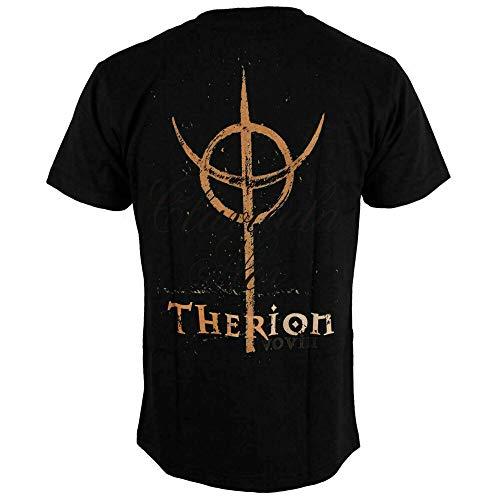 T-Shirt Metal Men Therion Vovin Carton K_