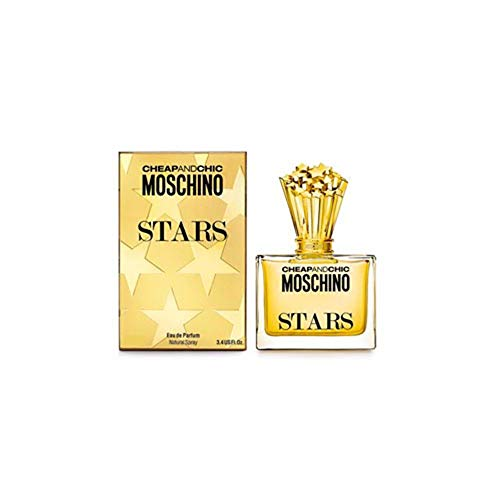 Moschino Moschino Cheap & chic stars by moschino for women - 1.7 Ounce edp spray, 1.7 Ounce