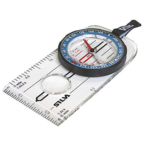 Explorer 2.0 Compass, Clear, One Size
