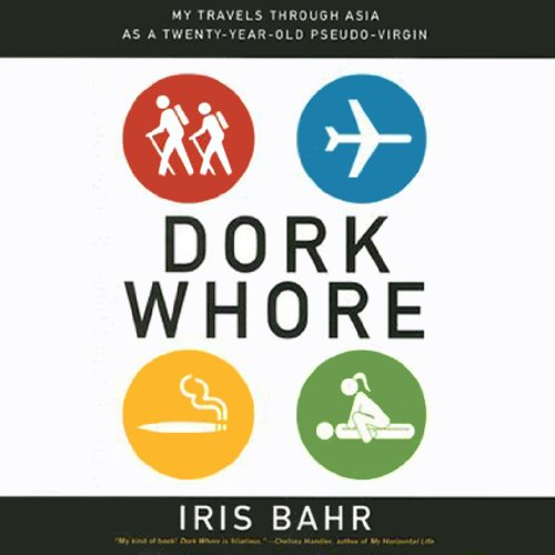 Dork Whore audiobook cover art