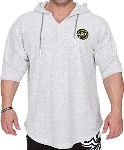 BIG SM EXTREME SPORTSWEAR Ragtop Rag Top Sweater T-Shirt Bodybuilding 3239
