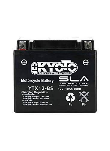 Kyoto - Batería lista para usar Kymco MXU 250 2004/2007