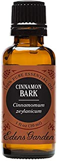 Edens Garden Cinnamon Bark Essential Oil, 100% Pure Therapeutic Grade (Highest Quality Aromatherapy Oils- Cold Flu & Pain), 30 ml