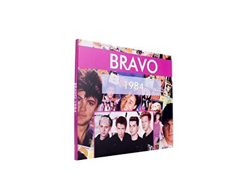 BRAVO Magazin das Jahr 1984 - Alle BRAVO Ausgaben des Jahres 1984 mit allen Postern und Starschnitten, digital in bester Qualität