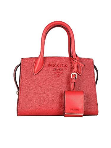 Prada Luxury Fashion Damen 1BA2692ERXF027W Rot Handtaschen | Frühling Sommer 20