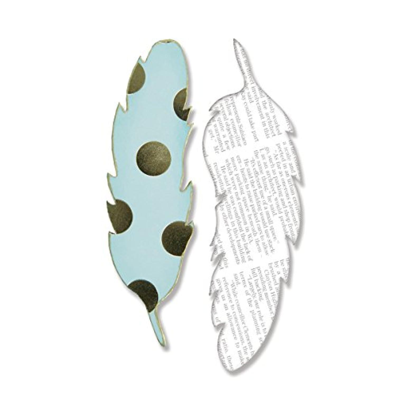Spellbinders Birds of a Feather Contour Steel Rule Die
