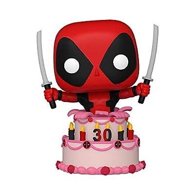 Funko Pop! Marvel: Deadpool 30th - Deadpool in Cake from Funko