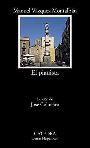 El pianista (Letras Hispánicas)