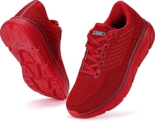 WHITIN Basket Chaussure de Sport Femme Running Sneaker...