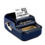 Best Portable Printers - Vetbuosa B21 Portable Wireless Label Printer, Bluetooth Label Review