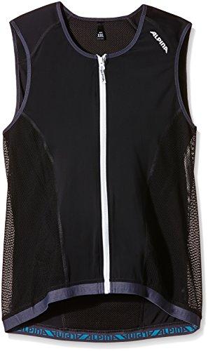 ALPINA Herren Rückenprotektor JSP Vest, Black, M