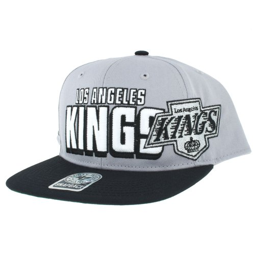 47 Brand - Casquette Snapback Homme Los Angeles Kings Mamma Jamma