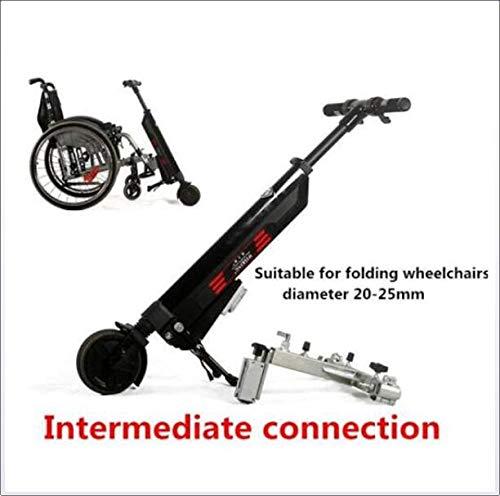 MEICHEN Die neueste Mini-Lithium-Batterie-Elektro-Rollstuhl Anhänger (Nicht enthalten Rollstühle),Intermediateconnect