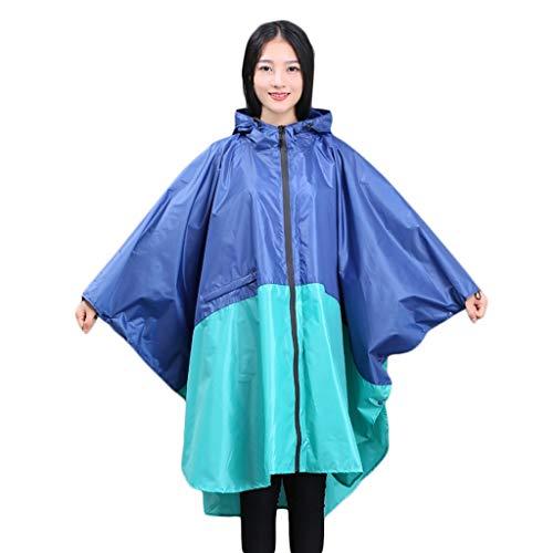 PRIDE S Regenjas Mantel Regenjas Volwassen Wandelen Fiets Enkele Poncho Rijden Waterdicht Anti-storm Regen Fietsen