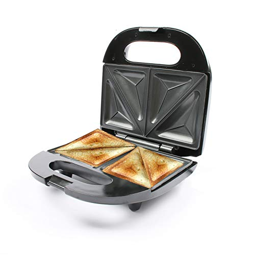 Best Buy! Sandwich Toaster Electric Eggs Sandwich Maker Panini Presses Bread Grill Waffle Crepe Panc...
