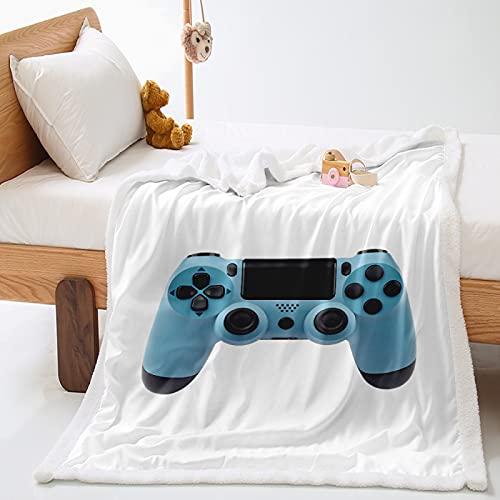 KLily Mantas 3D Hogar Dormitorio Manta para La Siesta del Bebé Sala De Estar Oficina Aire Acondicionado Cubierta Pierna Manta Lavable