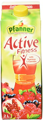 Pfanner Active Fitness 20%, 6 x 2 l Packung