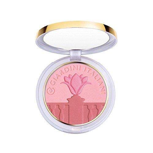 Collistar Giardini Italiani Fard Ombretto Iluminador (Tono 01 Bouquet rosa)