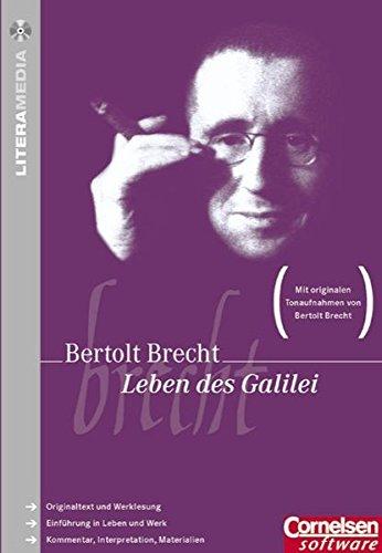 Bertolt Brecht. Leben des Galilei. CD- ROM für Windows.