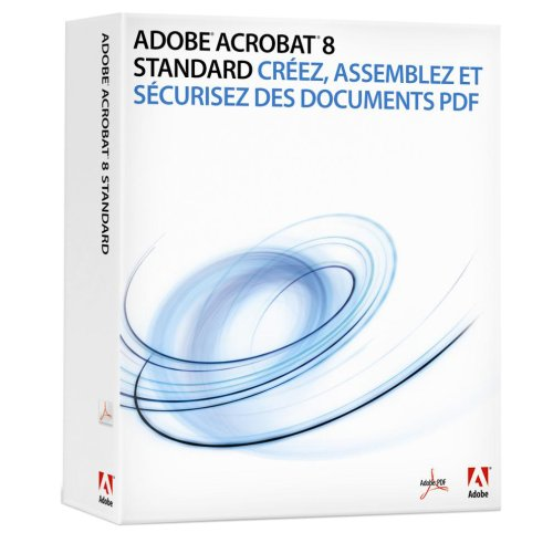 Adobe Acrobat 8.0 Edition Standard