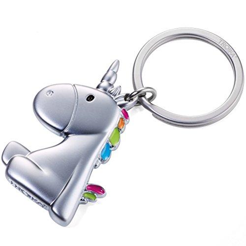 TROIKA UNICORN - KR17-08/MA - Schlüsselanhänger - Einhorn - Unicorn - nicht das letzte seiner Art...