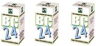 3 X Schwabe Homeopathy Bio Combination 24 for Nerves & Brain .