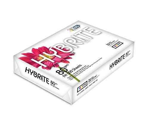 HYBRITE Papel Multiusos A4 Para Impresora 500 Folios 80gr