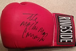 Hector Macho Camacho Autographed Boxing Glove