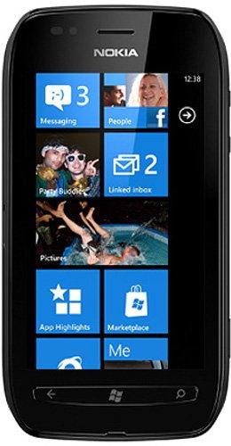Cellular Line Protector de pantalla para Nokia Lumia 710 (2 unidades)
