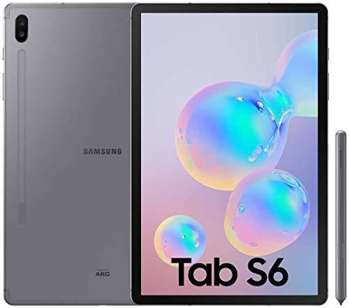 Samsung Galaxy Tab S6 LTE 8+256GB 4G Mountain Grey