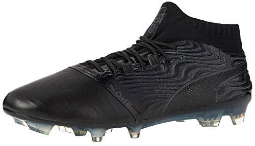 Puma Men Soccer Shoes One 18.1 FG Football Leather 104527 03, tamaño de Zapato:EUR 46.5