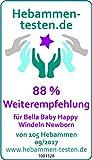 bella baby Happy Windeln groß 1 – Newborn, 2-5 kg, 1er Pack (1 x 78 Stück) - 2