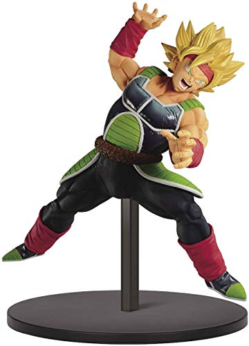 Banpresto - Dragon Ball Super - Chosenshiretsuden Super Saiyan Bardock Figur