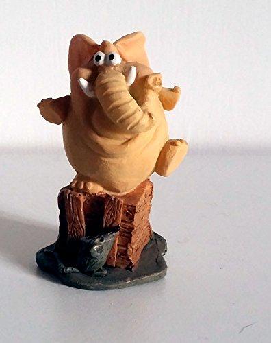 Disney Figurine en résine éléphant h 6 cm