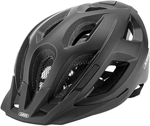 Abus Aduro 2.1 Helm Velvet Black Kopfumfang M | 52-58cm 2020 Fahrradhelm