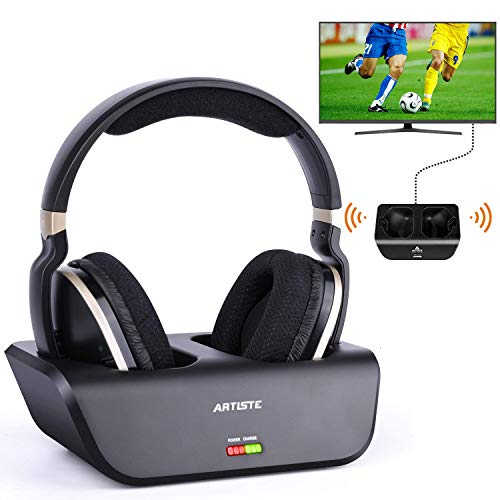 Wireless Headphone Over Ear For Smart TV Watching with Optical,...