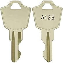 Linear Replacement Key for Linear Keypads - AK-11, MDKP, AKR-1- Key # A-126 - These Keypad Models Only