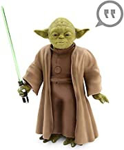 Official Disney Star Wars 26cm Talking Interactive Moving Yoda Doll
