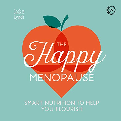 The Happy Menopause cover art