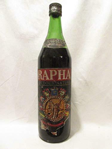 grand roussillon rapha (années 1955/1960) VD rouge années 50 - roussillon france