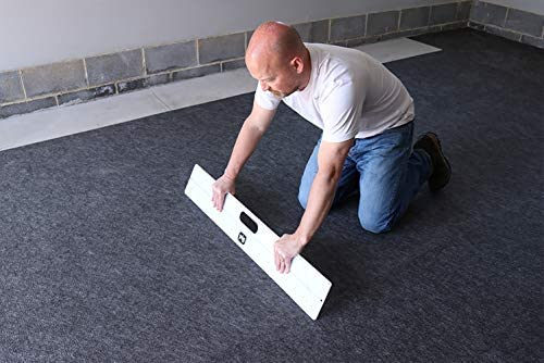 Installation Board Safety Knife for Parking Mat by New Pig Convenient Pre Scored Template for product image