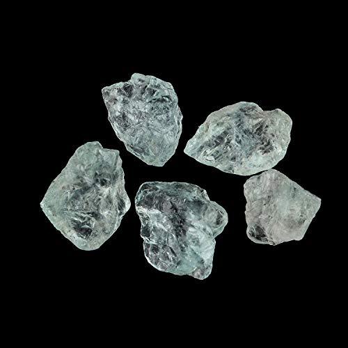 25Cts A+ Raw Aquamarine Rough Crystals, Rough Aquamarine, Wholesale Crystals, Natural Gemstone, Aquamarine Supply, March Birthstone, Crystals For Jewelry, Raw Crystals For Pendant, Aquamarine Rough
