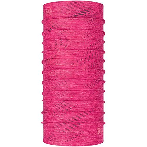Buff Coolnet UV+ Reflective, r-Flash pink ht, ONE Size