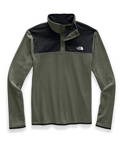 THE NORTH FACE TKA Glacier Snap-Neck Fleece Shirt Men - Fleecepullover
