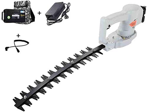 Why Choose LYYJIAJU Lawn mowers & Tractors Outdoor Machete Cordless Hedge Trimmer,Small Portable Rec...