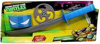 Teenage Mutant Ninja Turtles Power Sound 92100EZ Fx Combat Gear-Leonardo